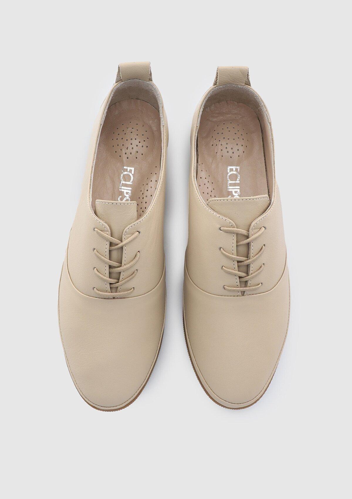 resm Bej Kadın Ayakkabı
