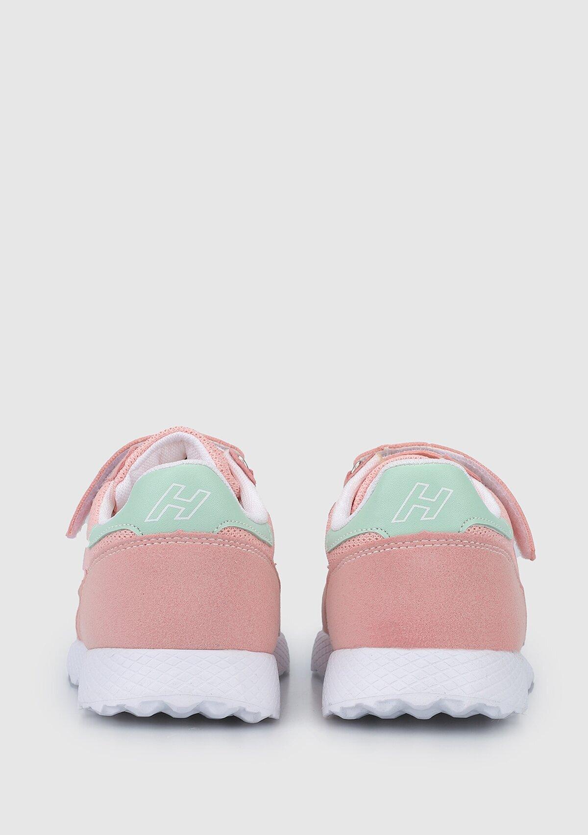 resm Pudra Kız Çocuk Sneaker