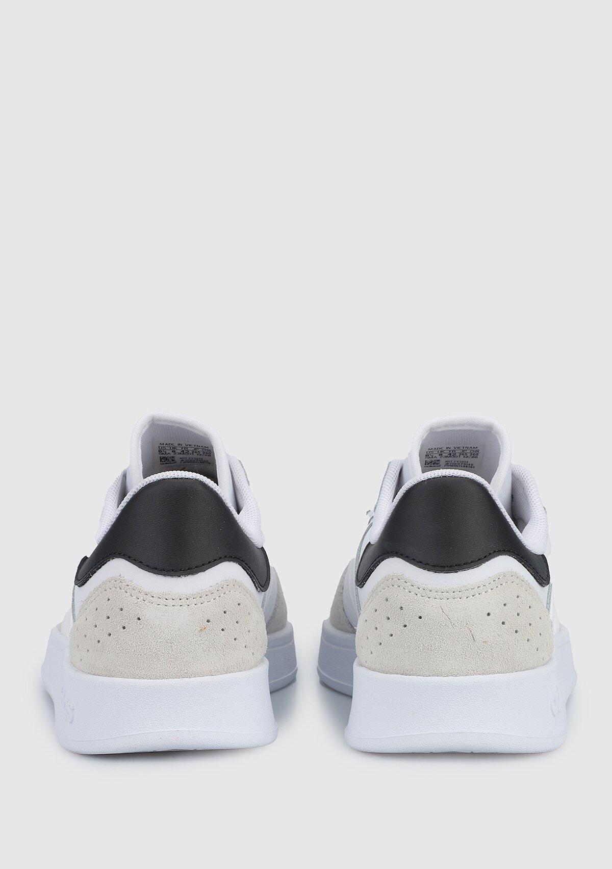 resm Breaknet Plus Beyaz Erkek Tenis Ayakkabısı FY5914