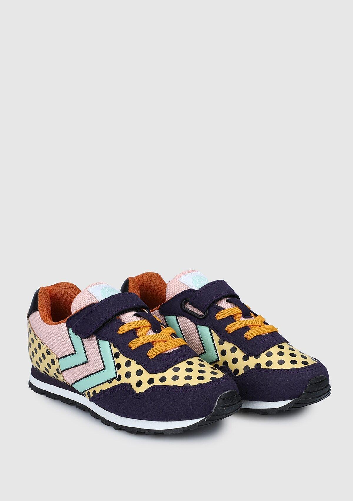resm Hmlthor Energy Prınted Jr Sneaker Mor Kız Çocuk Sneaker 212700-3626