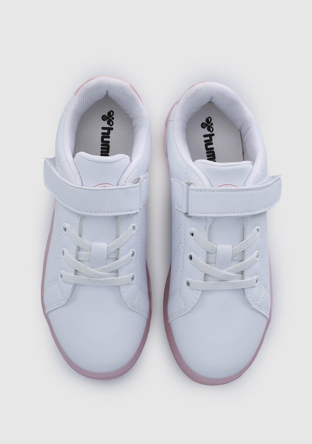 resm Hmltaegu Jr Sneaker Beyaz Kız Çocuk Sneaker 212701