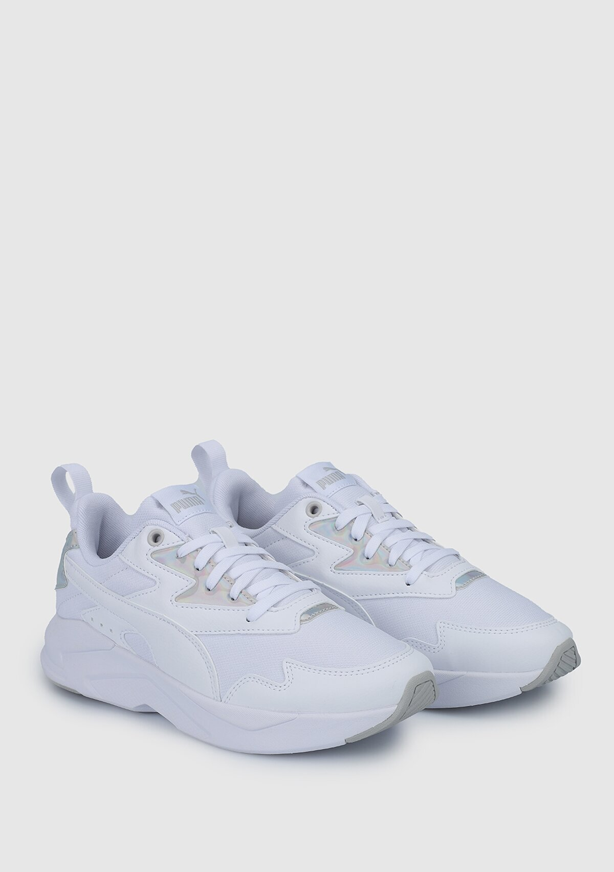 resm X-Ray Lite Metallic Wmn S Puma White-Pum Beyaz Kadın Sneaker 36885803