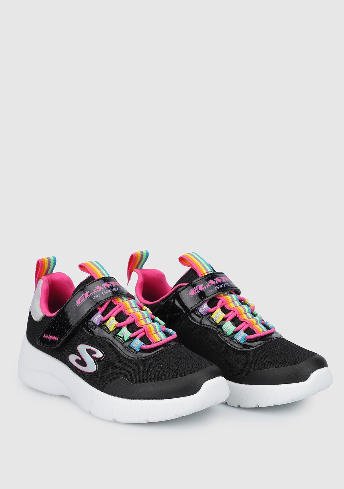 resm Dynamight 2.0 Siyah Kız Çocuk Sneaker 302464L BKMT