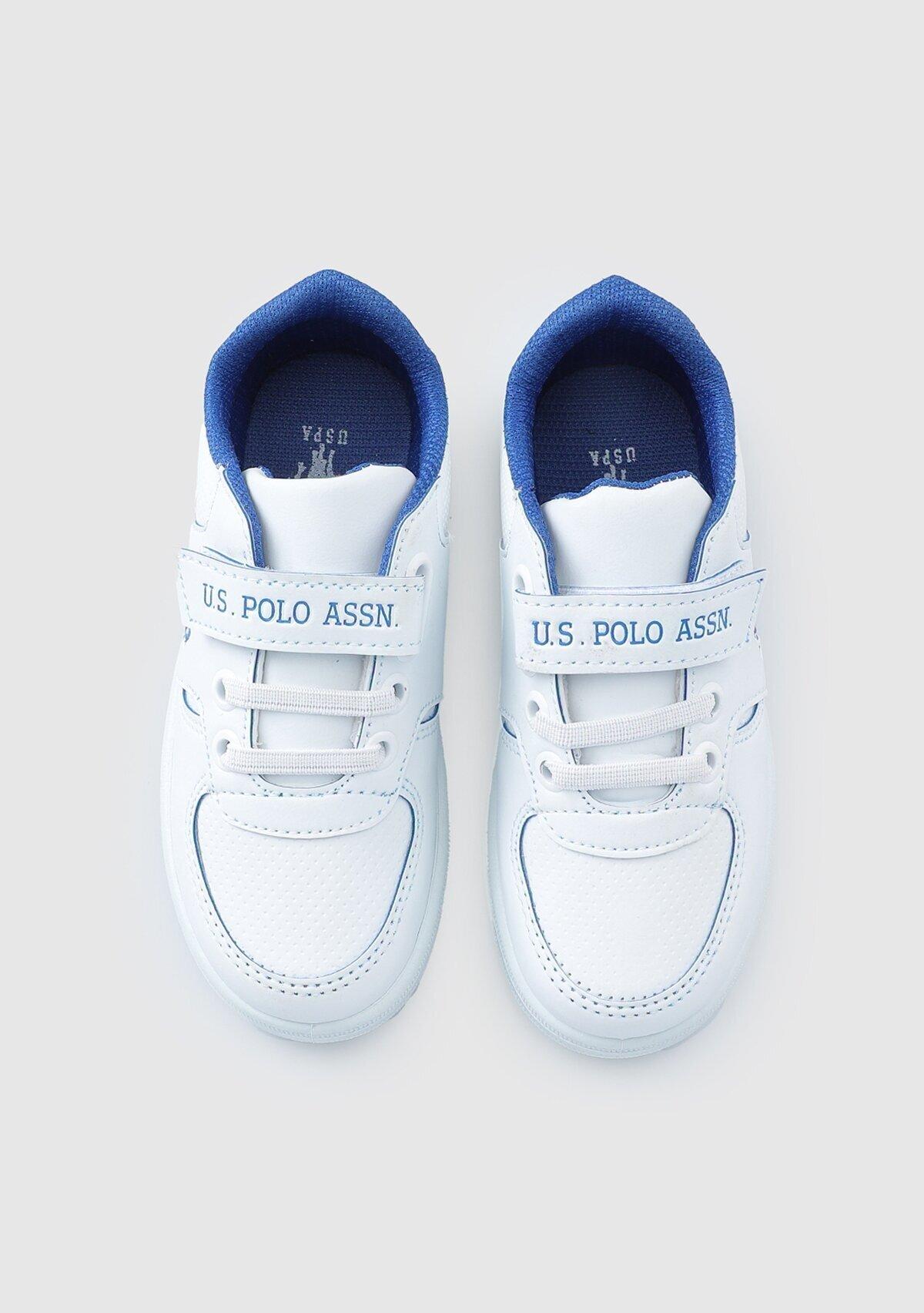 resm Beyaz Erkek Çocuk Ayakkabı