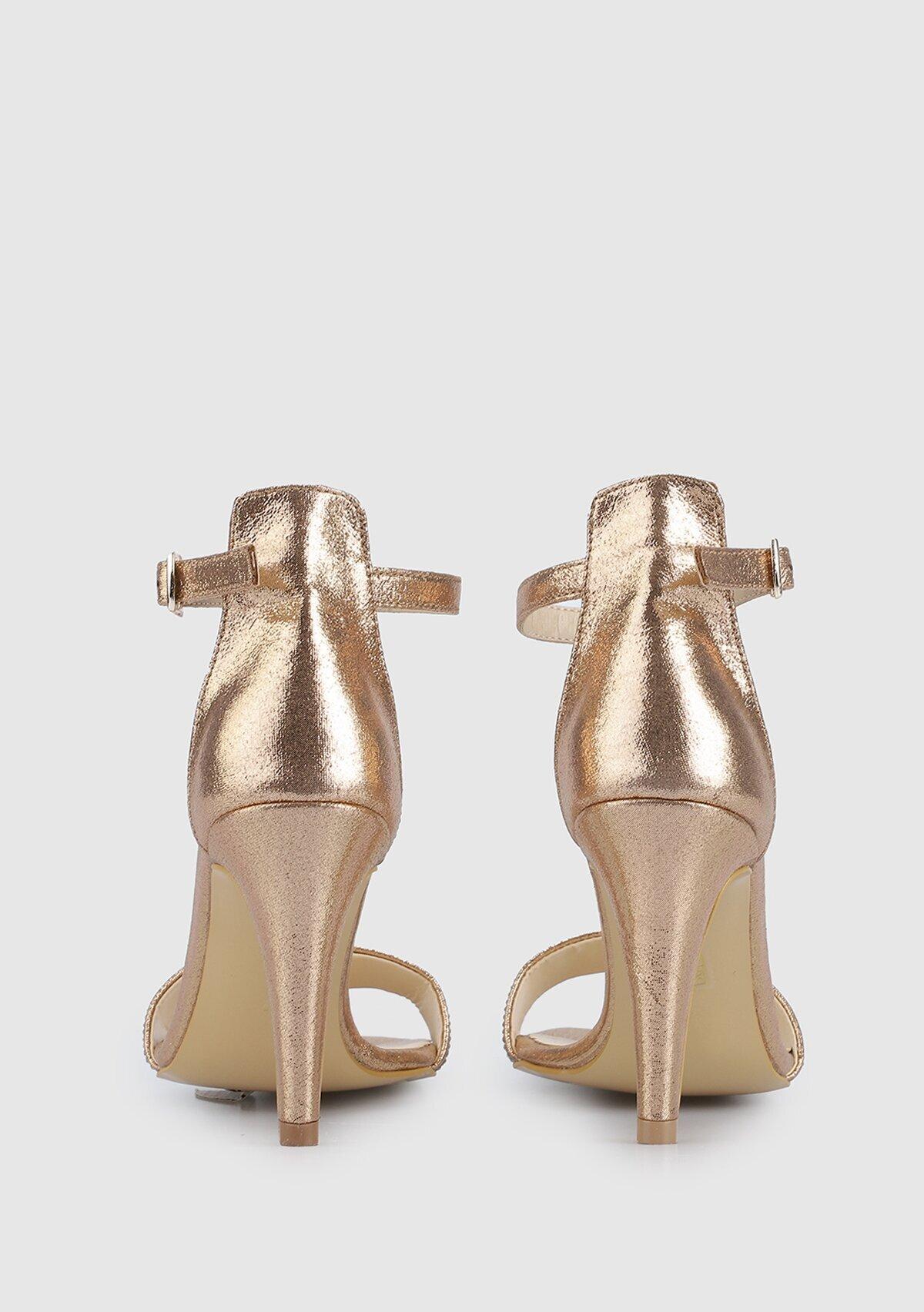 resm Rose Kadın Topuklu Sandalet