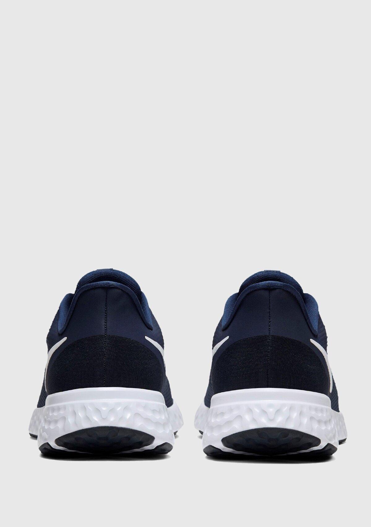 resm Revolution 5 Lacivert Erkek Koşu Ayakkabısı Bq3204