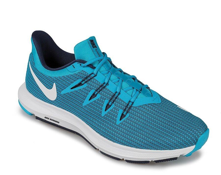 resm Quest Mavi Erkek Koşu Ayakkabısı Aa7403404