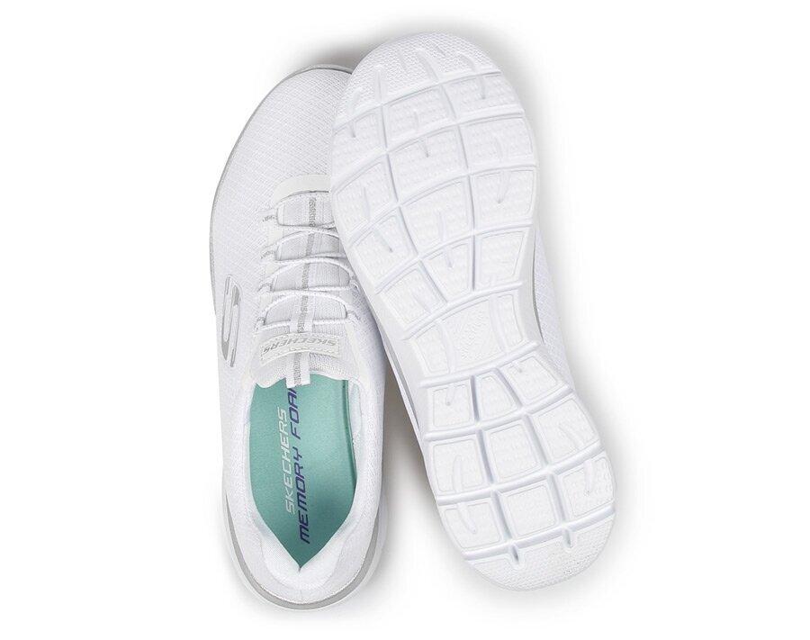 resm Summits Beyaz Kadın Sneaker 12980Wsl