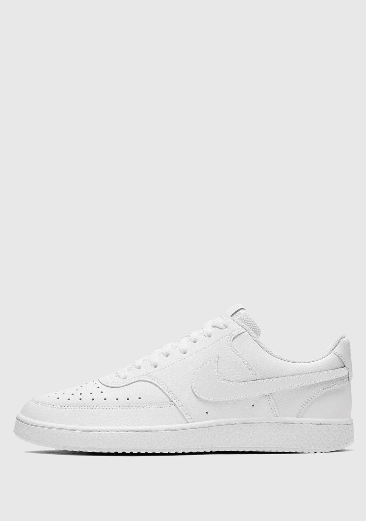 resm Court Vision Lo Beyaz Erkek Sneaker Cd5463-100