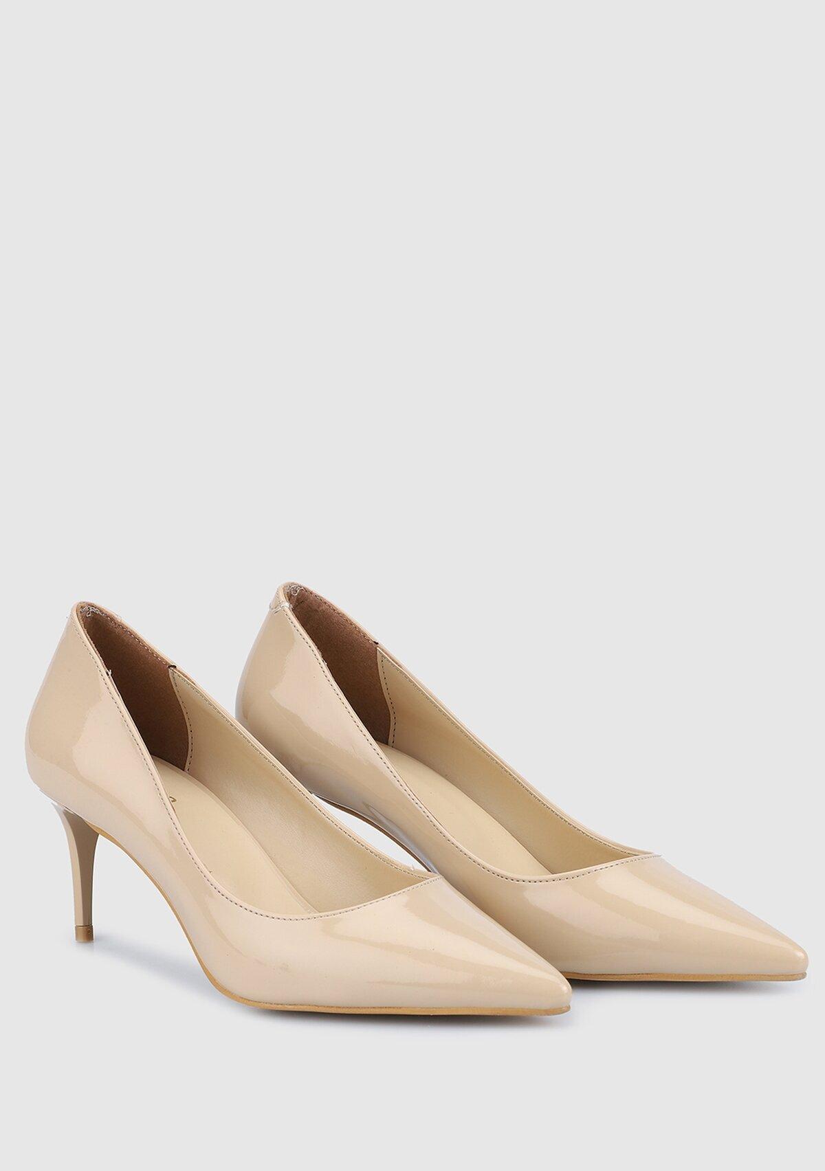 resm Ten Rengi Kadın Ayakkabı