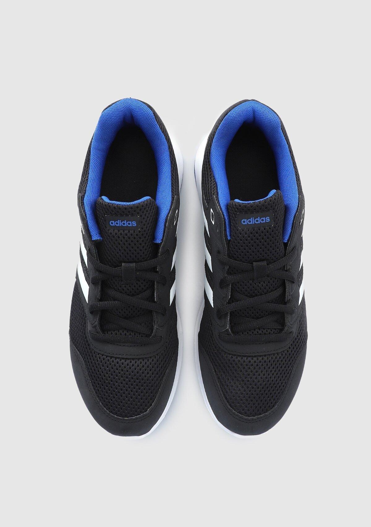 resm Duramo Lite Siyah Erkek Koşu Ayakkabısı Fv6057