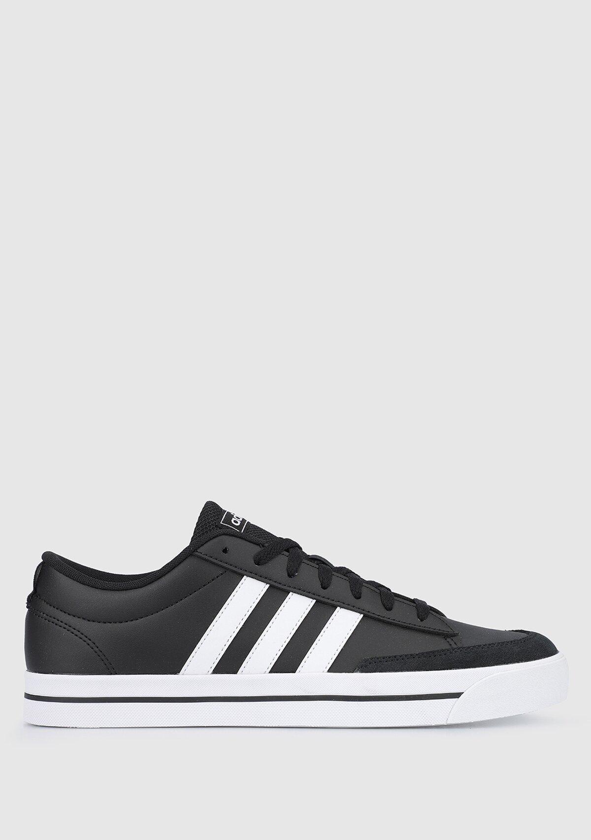 resm Retrovulc Siyah Erkek Sneaker H02210