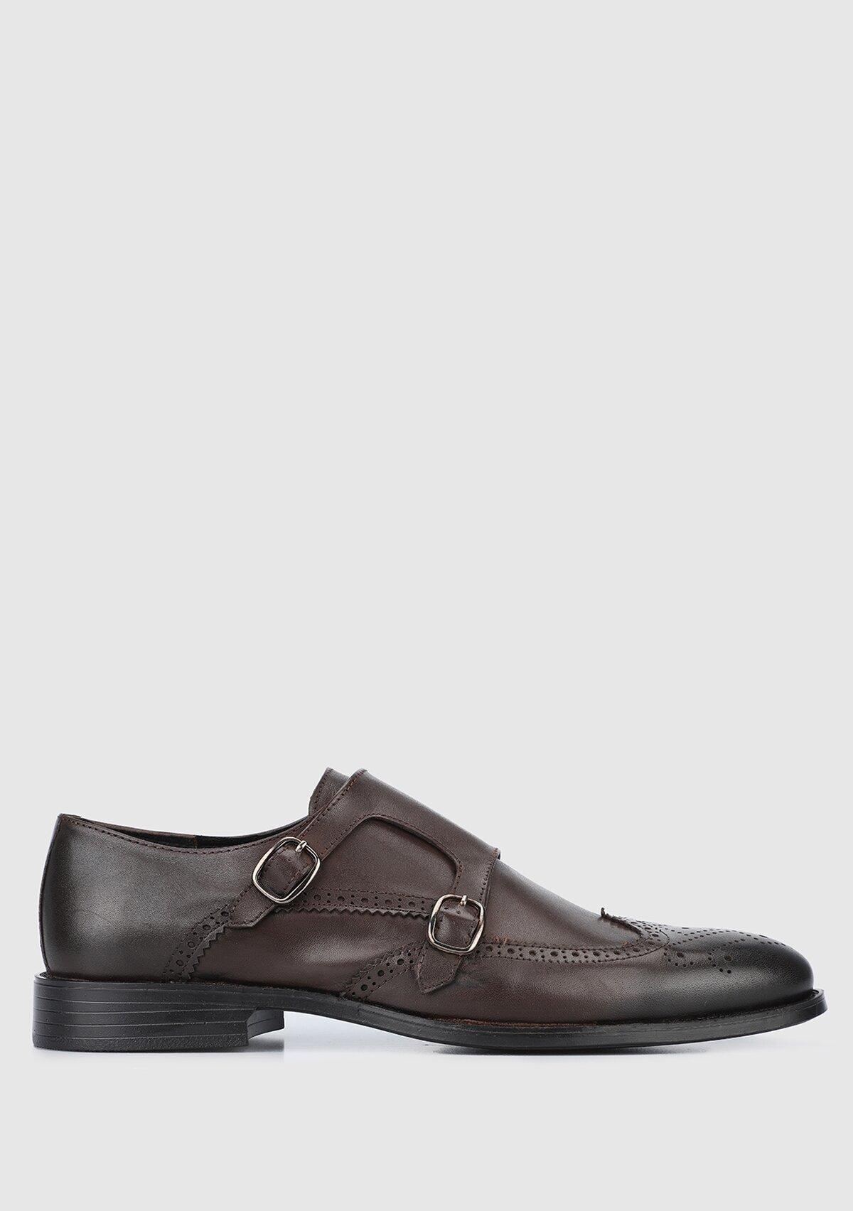 resm Kahve Erkek Ayakkabı