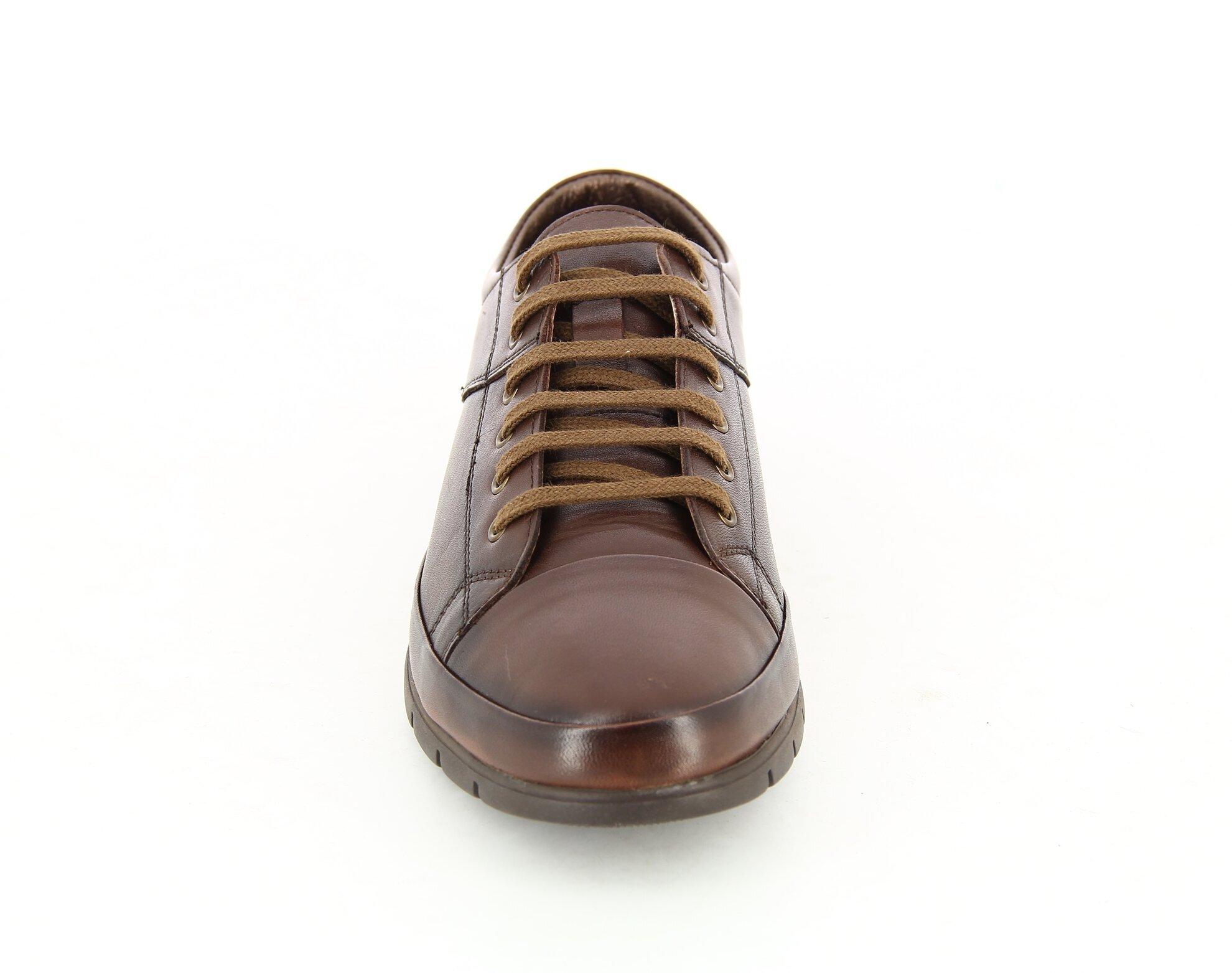 resm Kahve Deri Erkek Casual Ayakkabı