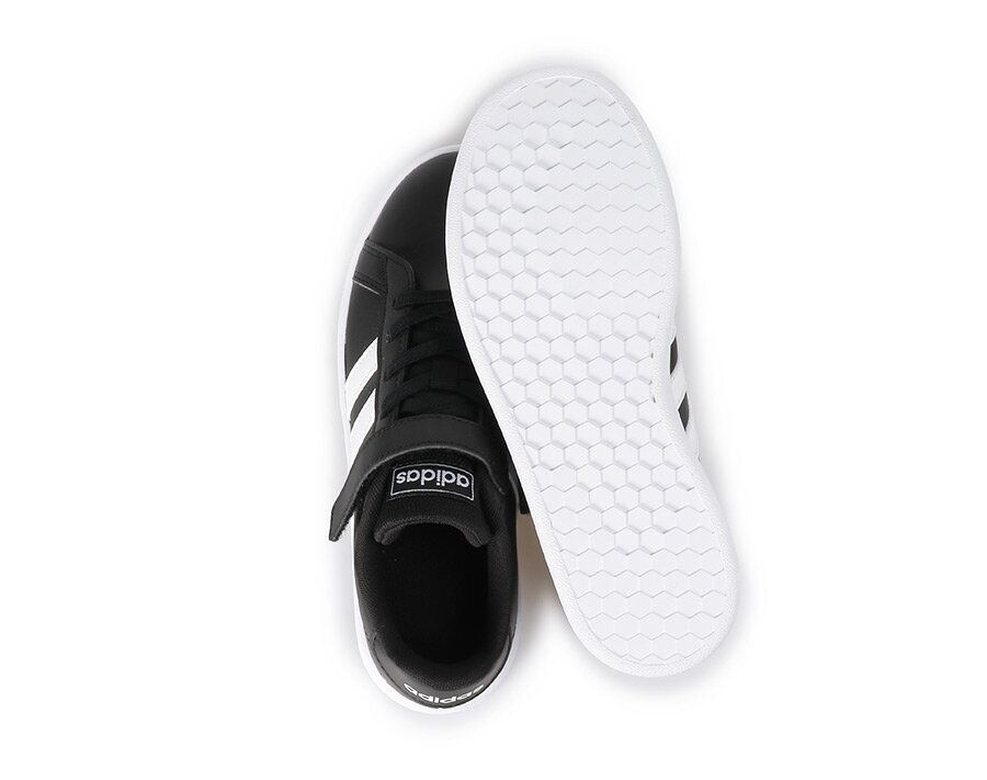 resm Grand Court C Siyah Unisex Tenis Ayakkabısı Ef0108