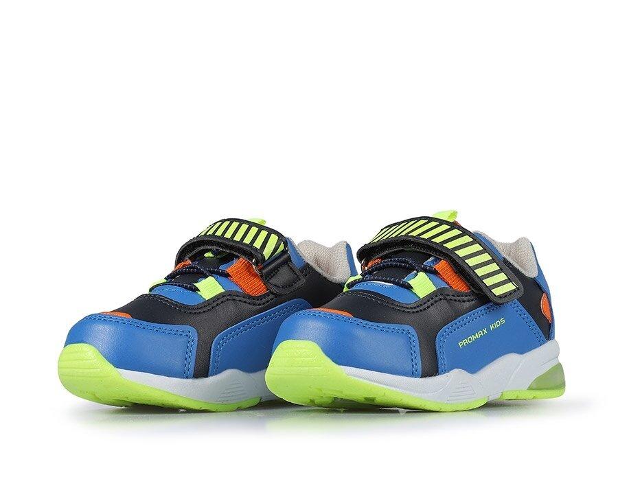 resm Saksmavi-Yeşil Erkek Çocuk Sneaker