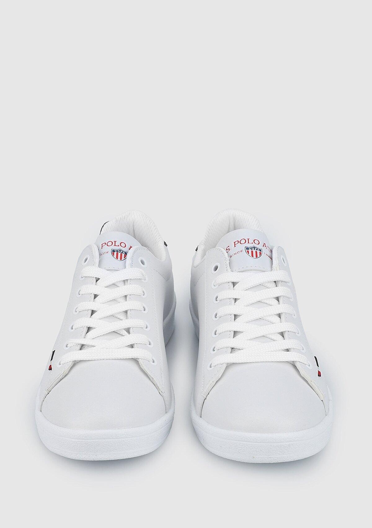 resm Beyaz Kadın Ayakkabı