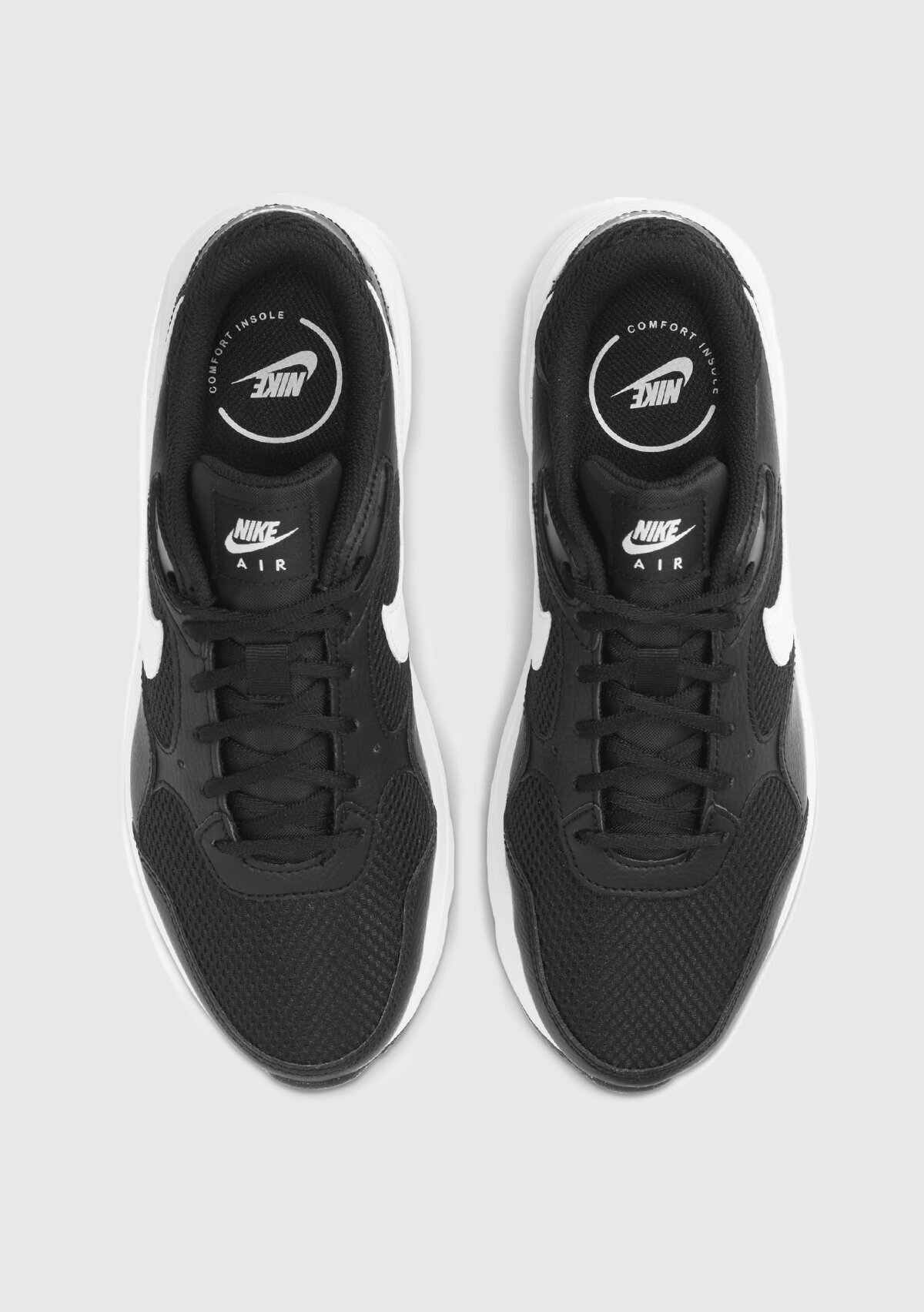 resm Wmns Aır Max Sc Siyah-Beyaz Kadın Sneaker Cw4554-0