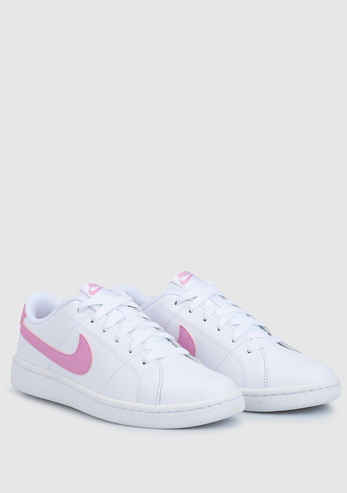 resm Court Royale 2 Beyaz Kadın Tenis Ayakkabısı Cu9038