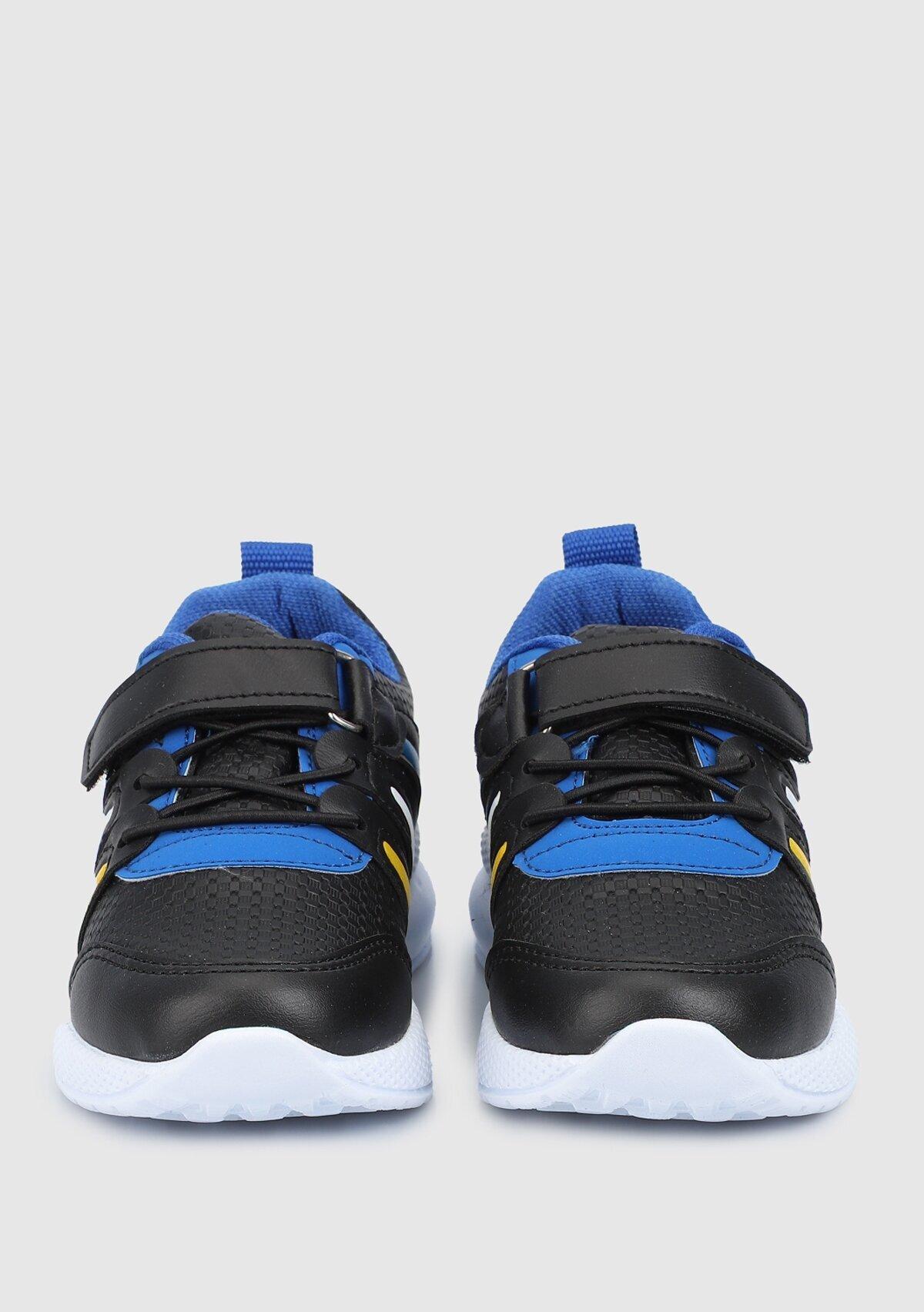 resm Siyah Erkek Çocuk Sneaker