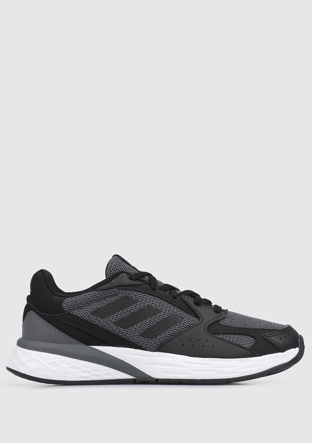 resm Response Run Siyah Kadın Koşu Ayakkabısı FY9587
