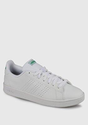 Resim Advantage Base Beyaz Erkek Sneaker Ee7690