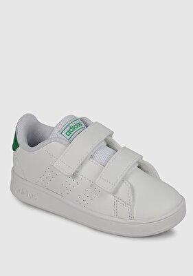 Resim Advantage I Beyaz Unisex Spor Ayakkabısı Ef0301