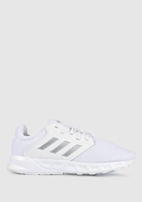 Resim Showtheway Beyaz Kadın Koşu Ayakkabısı Fx3748