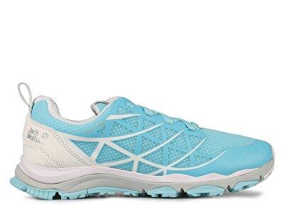 Resim Traıl Blaze Vent Low Mavi Kadın Outdoor Ayakkabı 4040931-1585