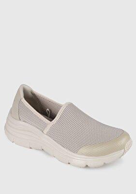 Resim Fashion Fit Bej Kadın Sneaker 13312Tpe