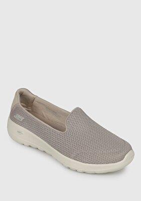 Resim Go Walk Joy Bej Kadın Sneaker 15648Tpe