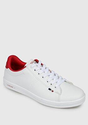 Resim Kırmızı Kadın Sneaker