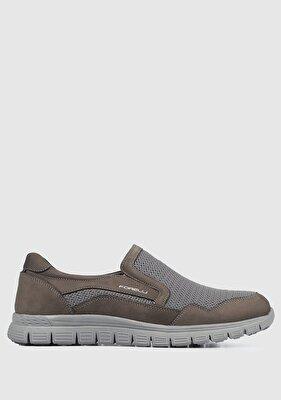 Resim Füme Erkek Casual Ayakkabı