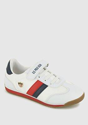 Resim Beyaz Erkek Çocuk Sneaker