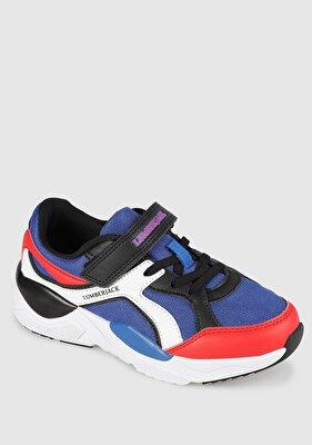 Resim Mavi Erkek Çocuk Sneaker