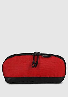 Resim Kırmızı Kız Çocuk Kalem Kutusu