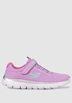 Resim Summits Pembe Kadın Sneaker 302069Llvpk