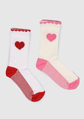 Resim Multi Kız Çocuk Çorap