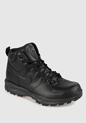 Resim Manoa Leather Siyah Erkek Sneaker 454350-003