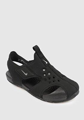 Resim Boys Sunray Protect Sandal Siyah Unisex Sandalet 9