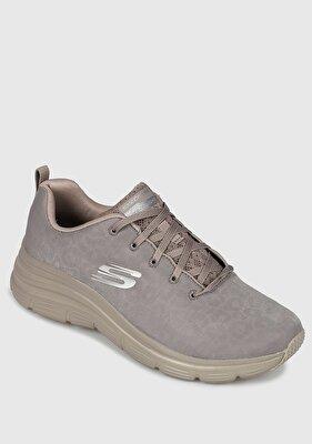 Resim Fashion Fit Bej Kadın Sneaker 88888179Tpe