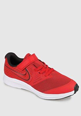 Resim Star Runner 2 Kırmızı Unisex Koşu Ayakkabısı At1801-600