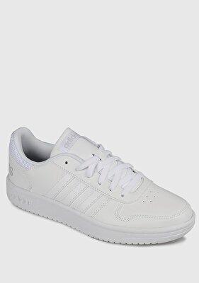 Resim Hoops 2.0 Beyaz Kadın Sneaker B42096