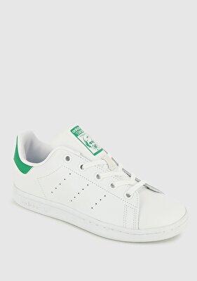 Resim Stan Smith C Beyaz Unisex Spor Ayakkabısı Ba8375