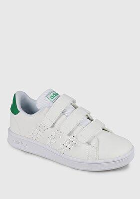 Resim Advantage C Beyaz Unisex Spor Ayakkabısı Ef0223