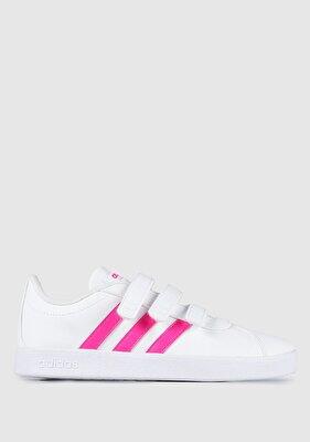 Resim Vl Court 2 Cmf C Beyaz Unisex Spor Ayakkabısı Eg3880