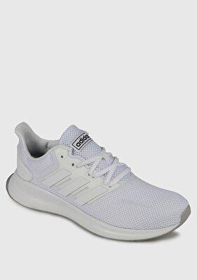 Resim Runfalcon K Beyaz Unisex Koşu Ayakkabısı F36548