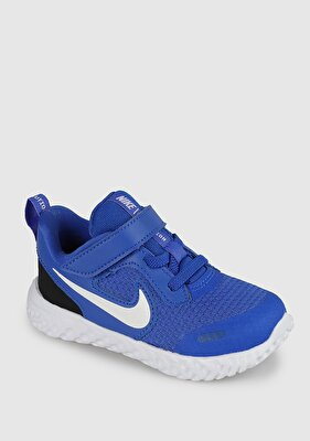 Resim Revolution 5 Mavi Unisex Spor Ayakkabı Bq5673-401