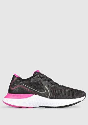Resim Renew Run Siyah Kadın Spor Ayakkabısı Ck6360-004