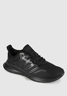 Resim Runfalcon K Siyah Kadın Koşu Ayakkabısı F36549